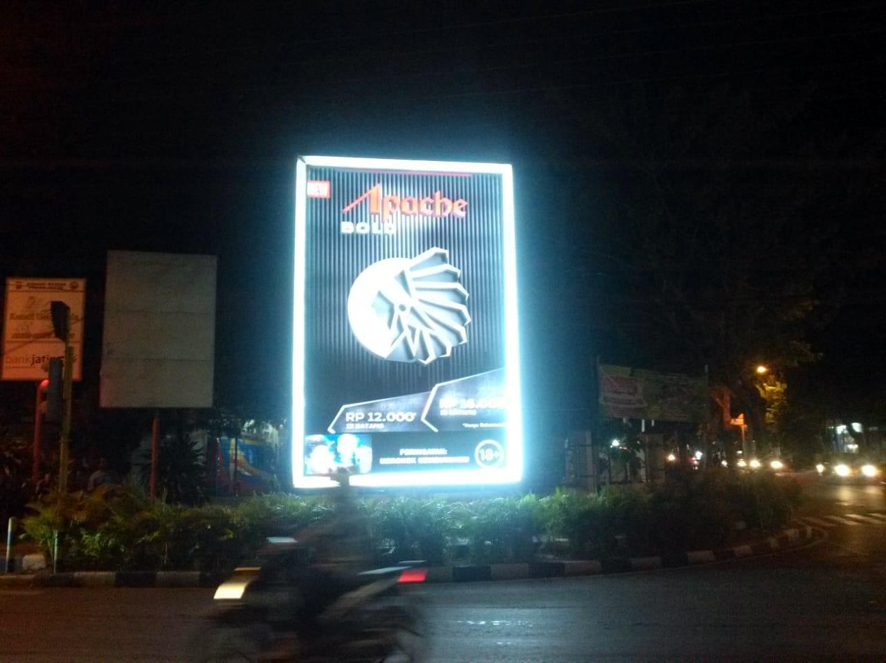 Billboard Apache